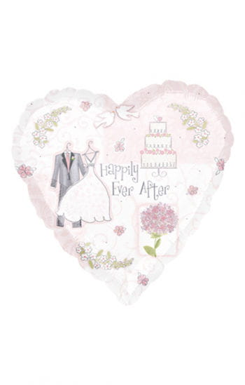 Sweet Romance Foil Balloon