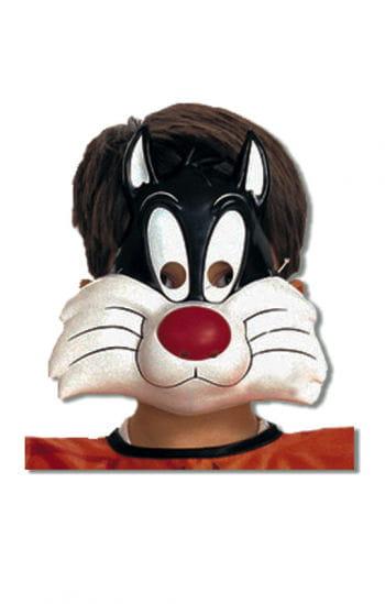 Sylvester Zeichentrick Maske