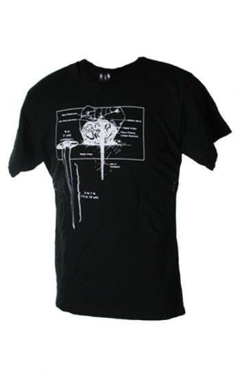 T-Shirt Kreuzigung