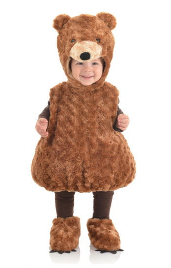 Teddy Bear Plush Child Costume