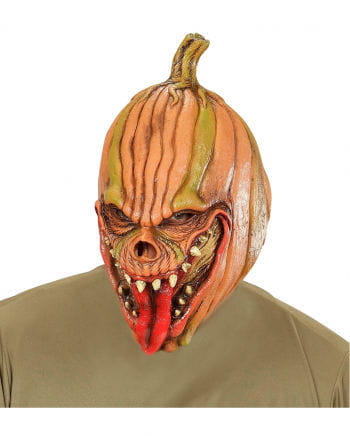 Devil pumpkin mask