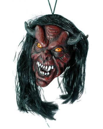 Schrumpfkopf Teufel