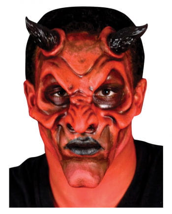 Devil Face Latex Appliance