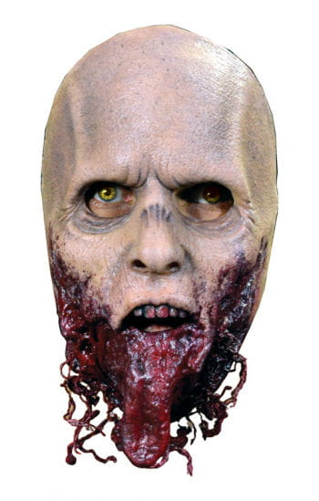 The Walking Dead Blutiger Zombie Maske