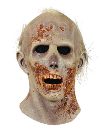The Walking Dead Screwdriver Zombie Maske