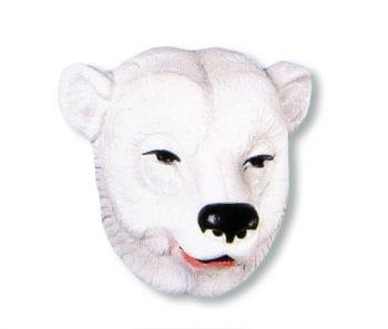 Animal mask Polar Bear