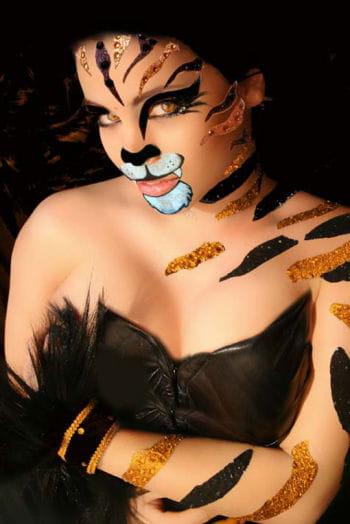Xotic Eyes Tiger Make Up Kit