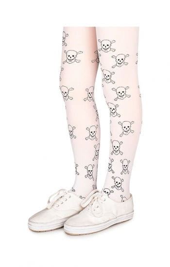 Skull Tights Child