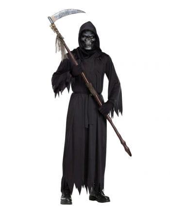 Totenschädel Reaper Kostüm mit Maske