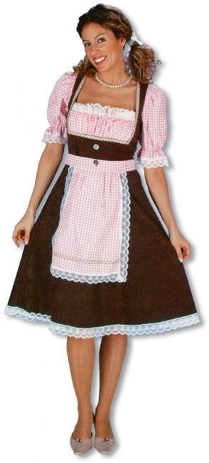 Bavarian Lizzie Costume
