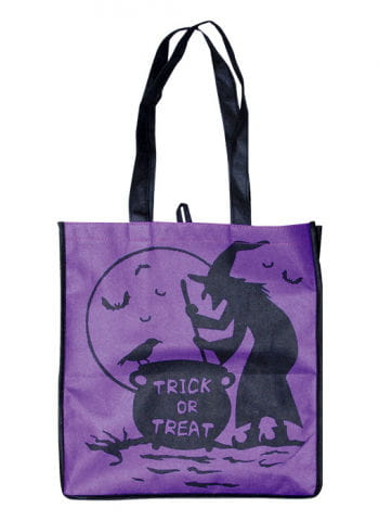 Trick or Treat Stofftasche