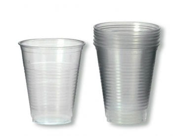 Drinking cup 0,4 l Clear 50 St.