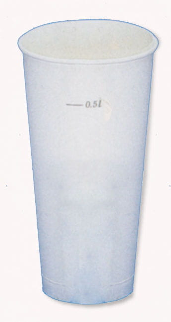 Drinking Cups 0,5 l