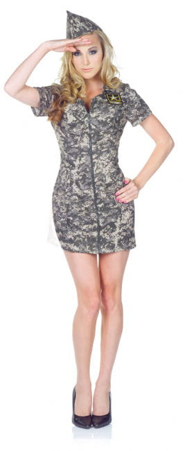 U.S. Army Camo Dress für Damen