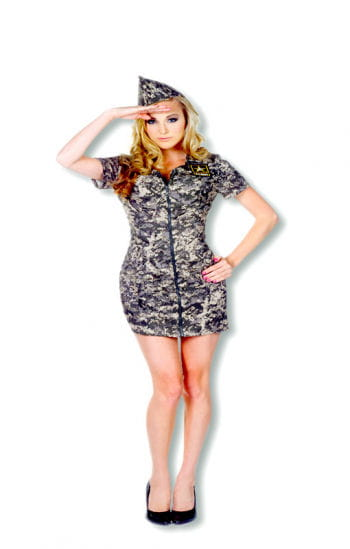 U.S.Army Camo Dress XL