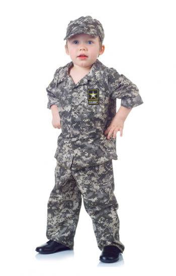 U.S. Army Kleinkinderkostüm