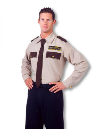 U.S. Polizei Hemd