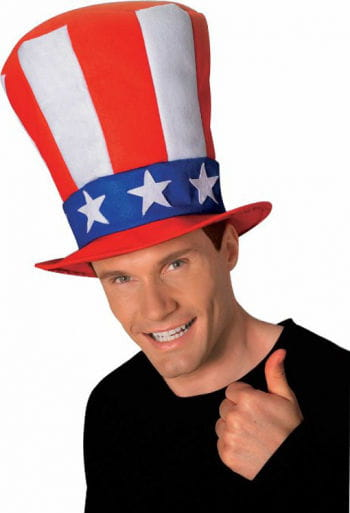 Uncle Sam Zylinderhut