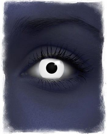 UV Kontaktlinsen Weiß