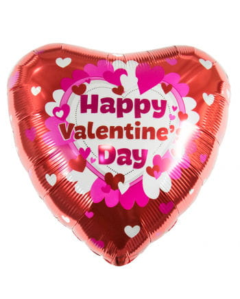 Happy Valentine`s Day Foil Balloon