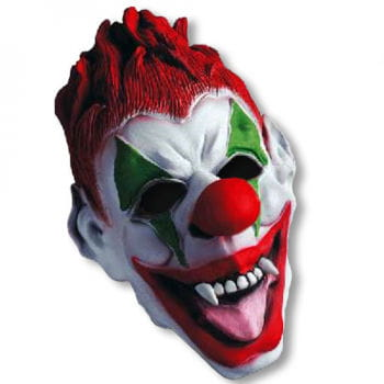 Vampire Clown Mask