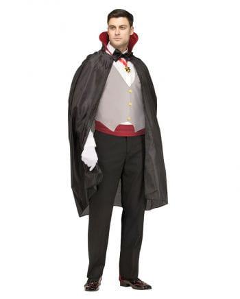 Dracula Vampir Kostüm