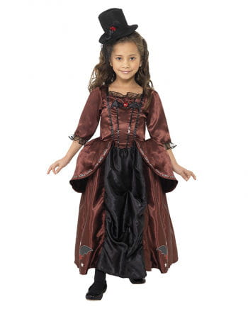 Vampire princess costume with hat
