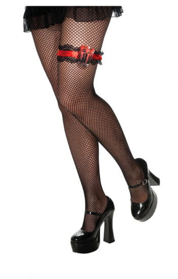 Vampire Garter with Shot Glass