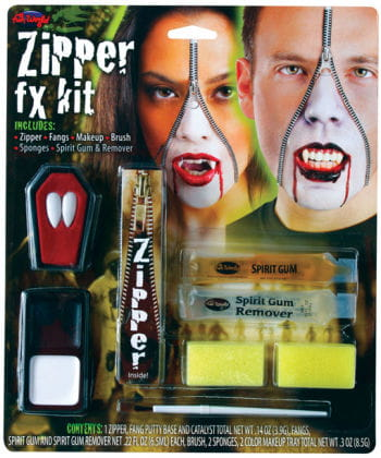 Vampire Zipper FX Kit