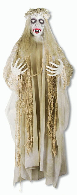 Vampire Bride Hanging Decoration
