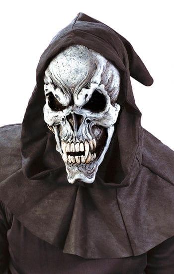 Beast Skull Mask Deluxe gray