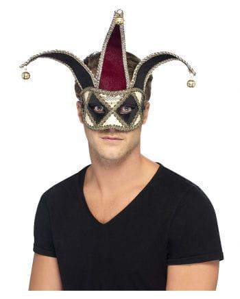 Venetian Harlequin Augenmaske