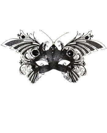 Venizianische Schmetterlingsmaske