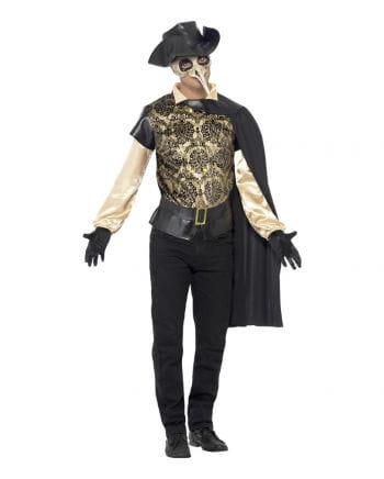Venezianisches Pest Doktor Kostüm
