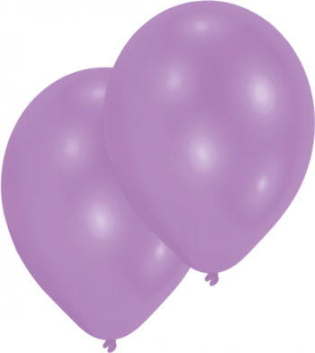 Violet balloons 50 ST.