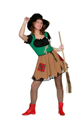 Scarecrom Costume for Women