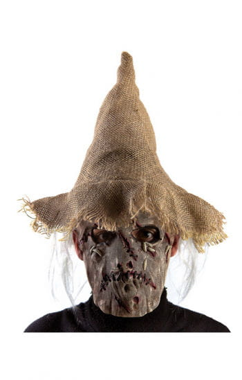 Scarecrow Mask with Hat