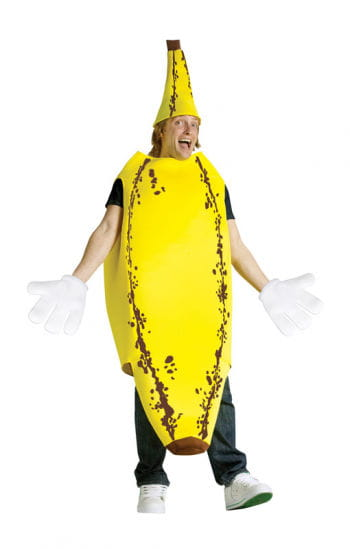 Full banana costume