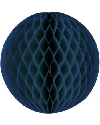 Honeycomb ball dark blue 50 cm