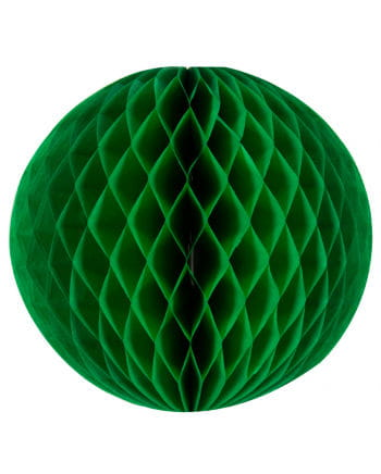 Honeycomb ball green 30cm