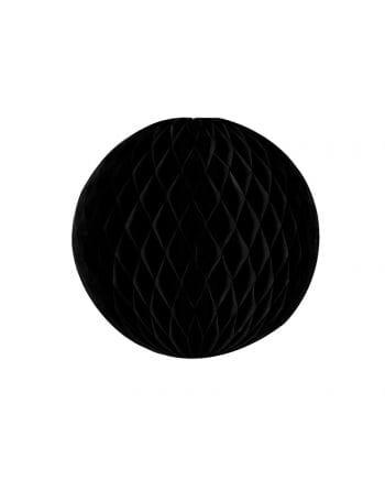 Wabenball schwarz 20 cm