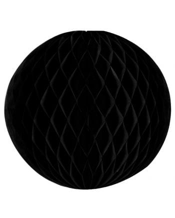 Honeycomb ball 30cm black