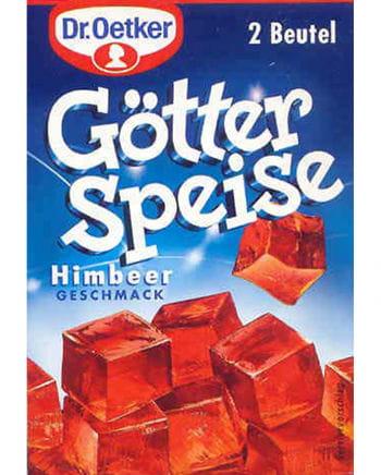 Wackelpudding Himbeer