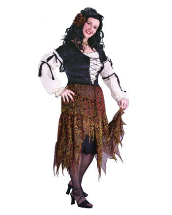 Fortune teller costume XL