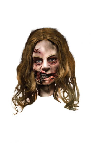 Walking Dead Zombie Girl Mask