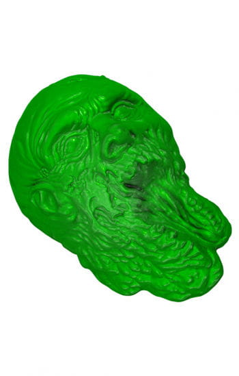 The Walking Dead Zombie Head Mold
