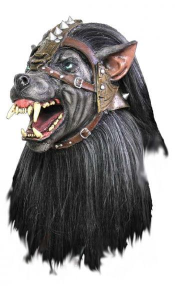 Warrior Wolf Maske
