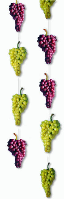 Grapes Hanging Garland