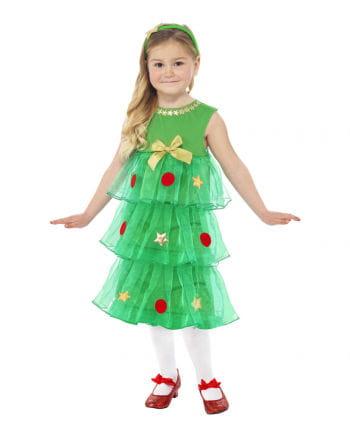 Weihnachtsbaum Kinderkostüm