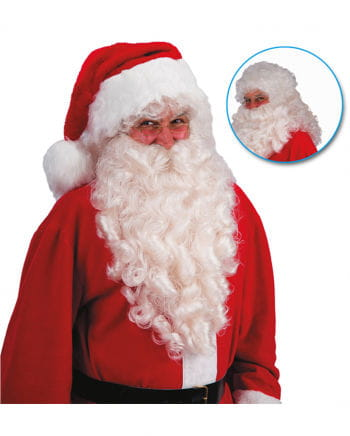 Santa Claus wig with beard 60cm